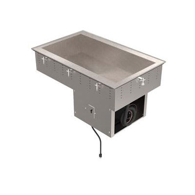 "Vollrath 36448 82"" Drop-In Refrigerator w/ (6) Pan Capacity, Cold Wall Cooled, 120v"