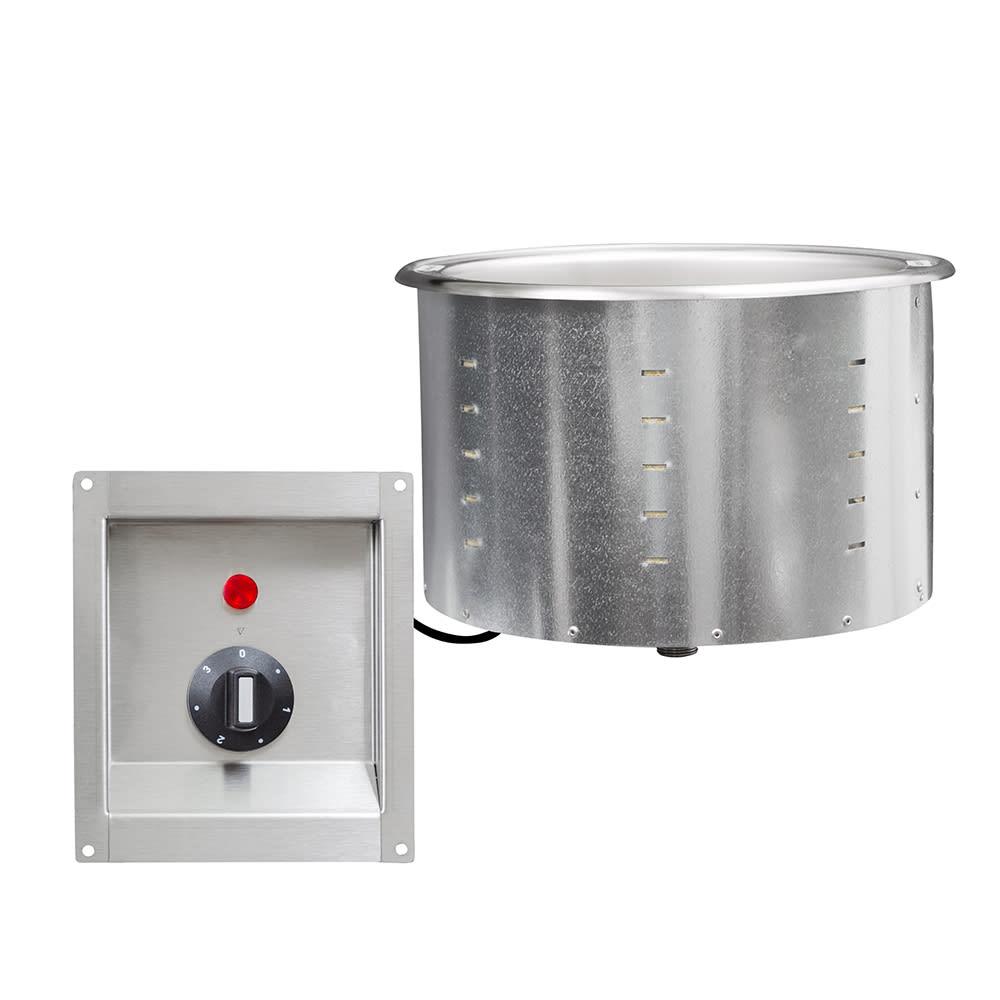 Vollrath 36464 11-qt Soup Well Modular Drop-In - Infinite Control, 120v