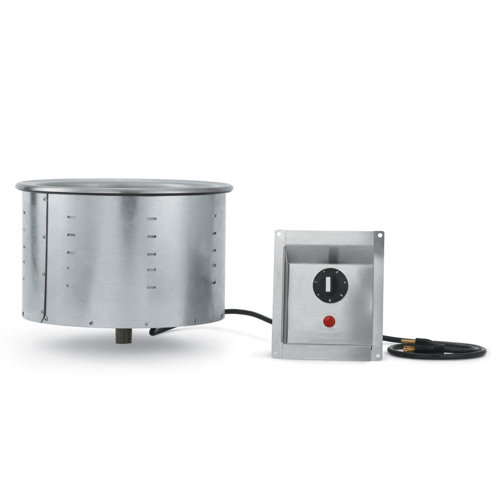 Vollrath 3646410 11-qt Drop-In Soup Warmer w/ Thermostatic Controls, 120v