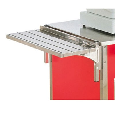 """Vollrath 37521-2-R 28"""" Right Side Tray Slide - 12"""" Overall Width"""