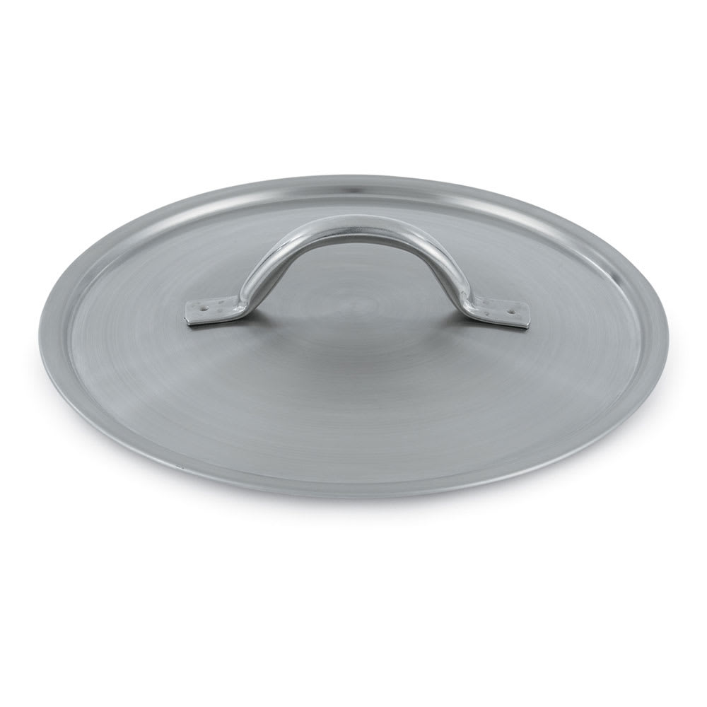 "Vollrath 3900C 5 1/2"" Optio Cover - Stainless"