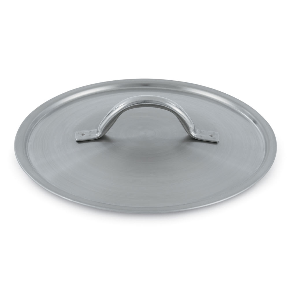 "Vollrath 3910C 9 1/2"" Optio Cover - Stainless"