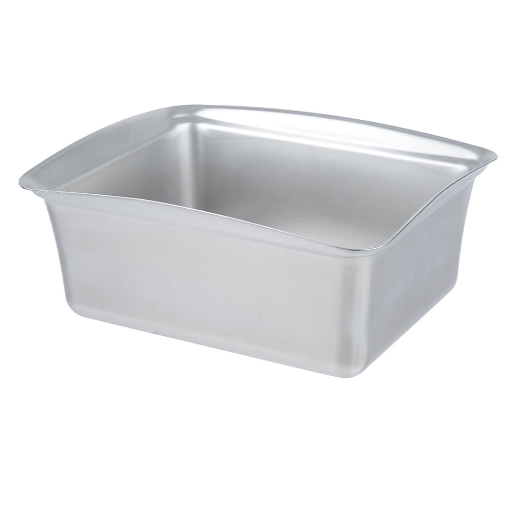 "Vollrath 40005 Steam Table Pan - 11 1/2x9 1/4x4 3/4"" Brushed Stainless"