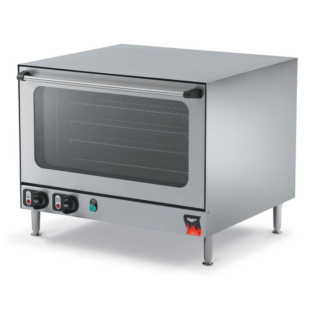 Vollrath 40702 Full-Size Countertop Convection Oven, 230v/1ph
