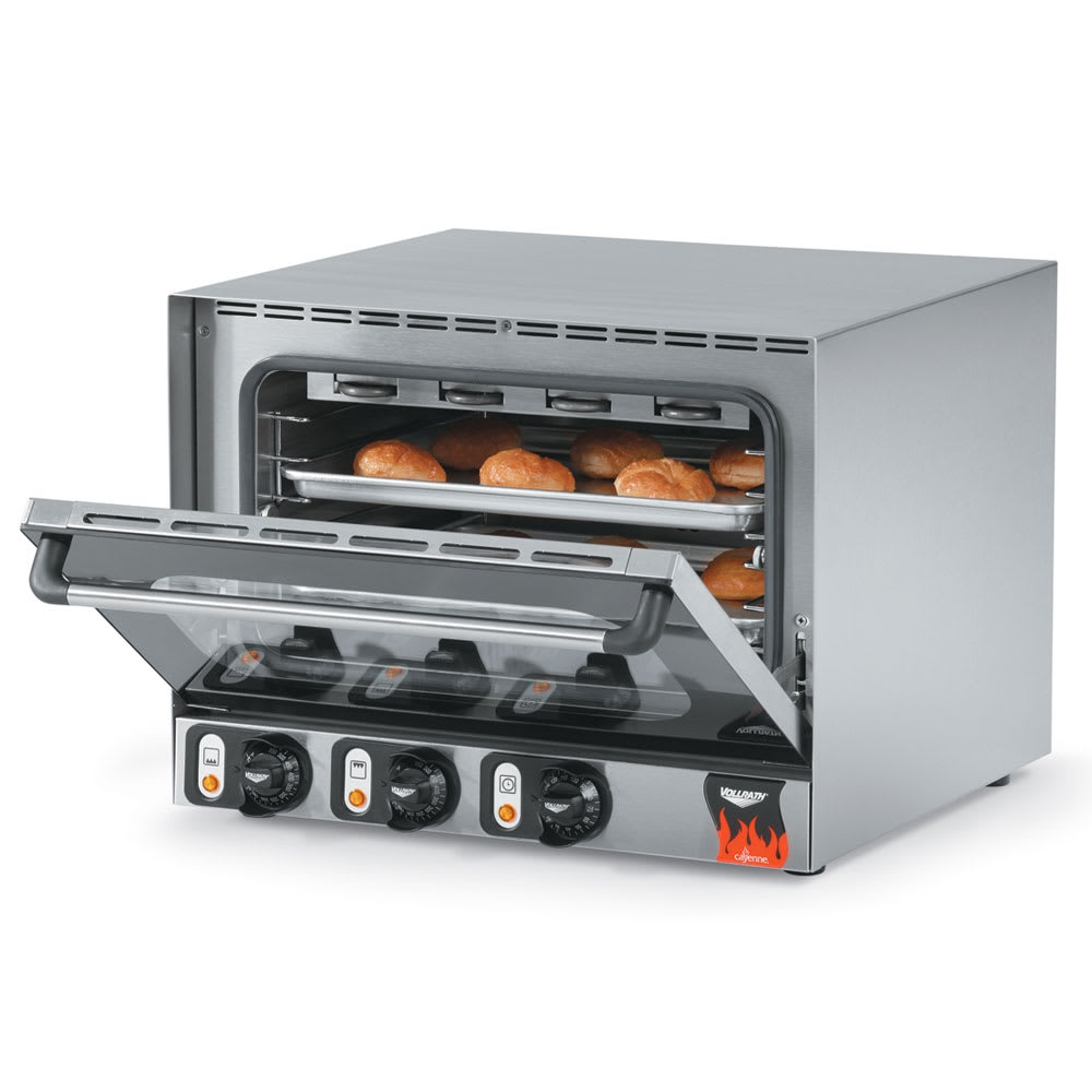 series coc countertops countertop oven cyclone size model products convection half ovens bp bakers