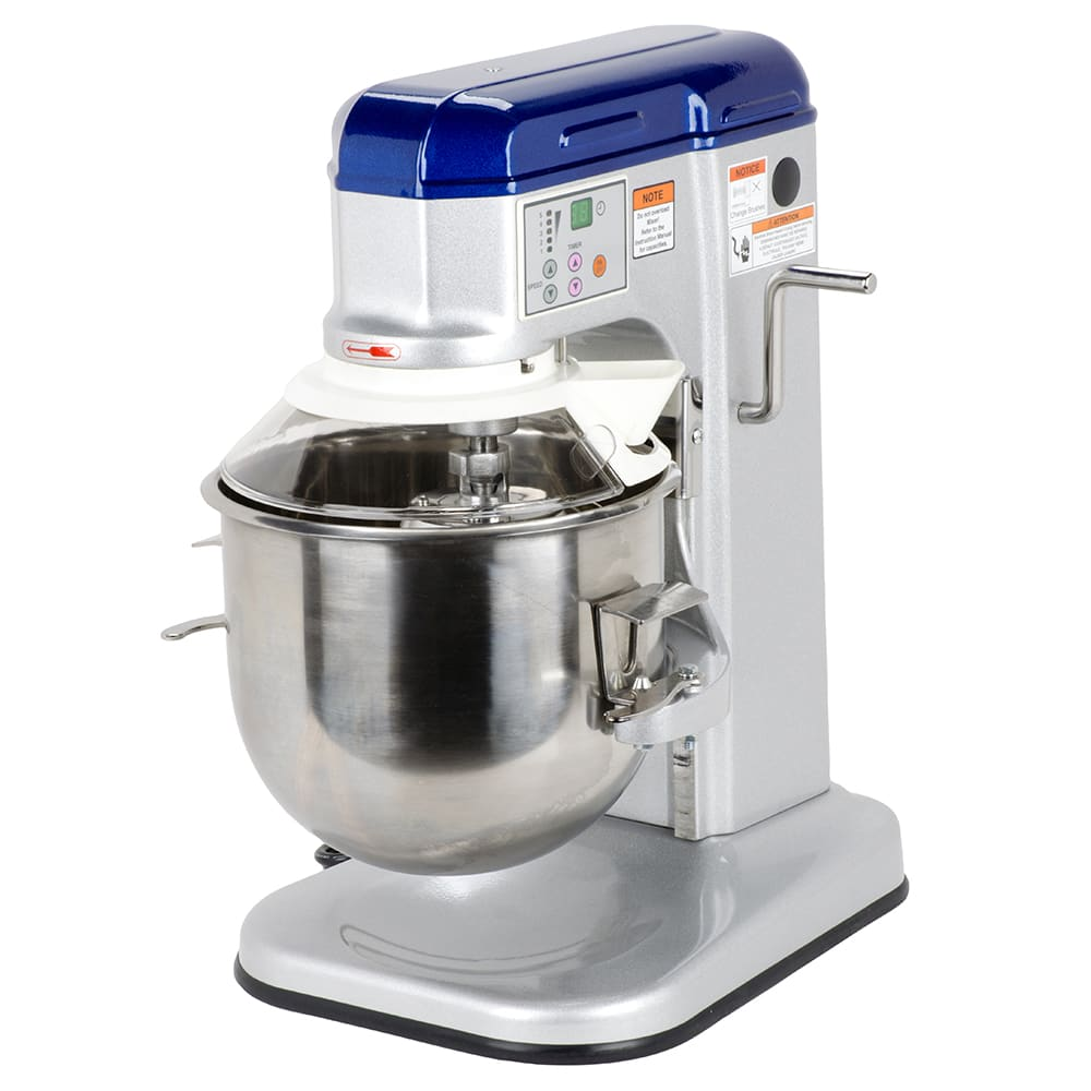 Vollrath 40756 10 qt Planetary Mixer - Countertop, 1/3 hp, 110-120v