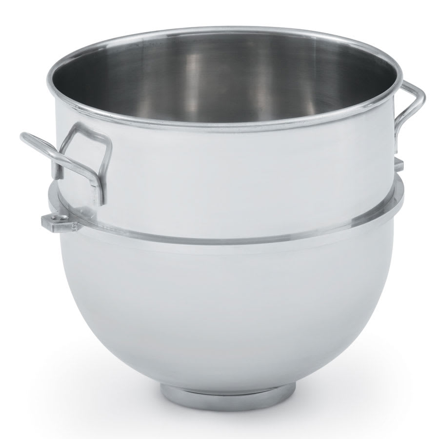 Vollrath 40777 60 qt Mixer Bowl - Stainless
