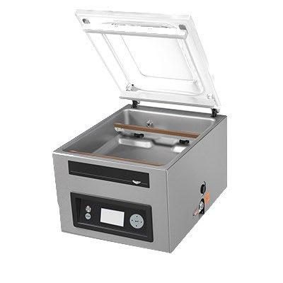 "Vollrath 40834 Vacuum Pack Machine w/ (2) 16"" Seal Bars, 120v"