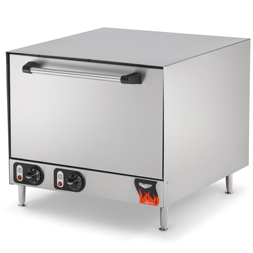 Vollrath 40848 Countertop Pizza Oven - Single Deck, 220v/1ph
