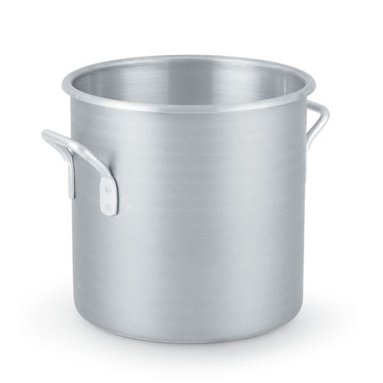 Vollrath 4334 26 qt Stock Pot, Aluminum