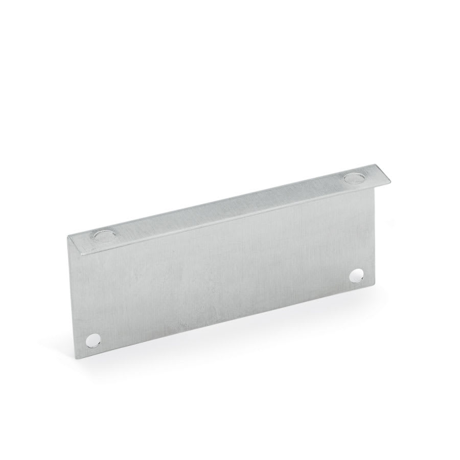 """Vollrath 44545 1"""" Top-Surface Mounting Brackets for Cayenne® Heat Strips"""