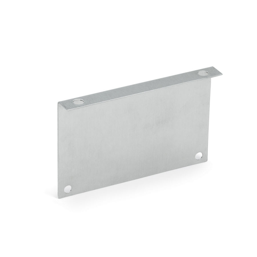 """Vollrath 44546 2"""" Top-Surface Mounting Brackets for Cayenne® Heat Strips"""