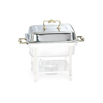 Vollrath 46036 4.3 qt Half-Size Chafer Dome Cover