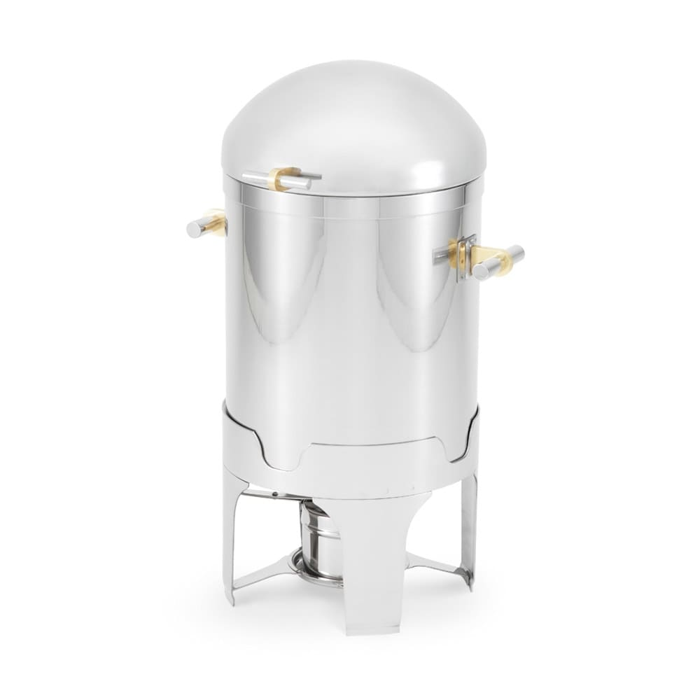 Vollrath 46090 Round Chafer w/ Lift-off Lid & Chafing Fuel Heat