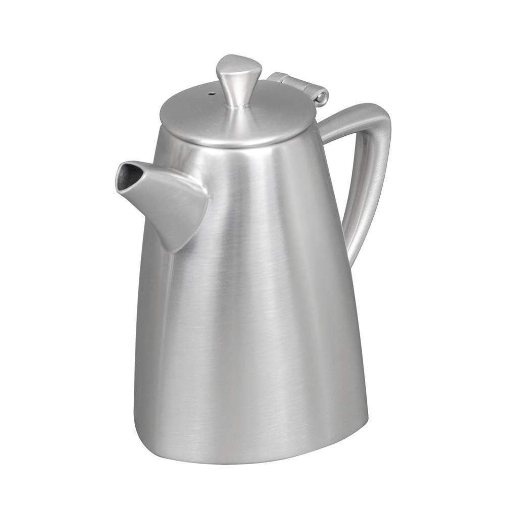 Vollrath 46300 10-oz Coffee Pot - Satin-Finish Stainless