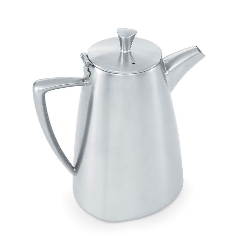 Vollrath 46301 20-oz Coffee Pot - Satin-Finish Stainless