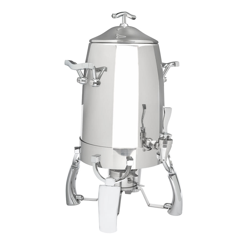 Vollrath 4635310 3 Gal Coffee Urn - Mirror-Finish Stainless