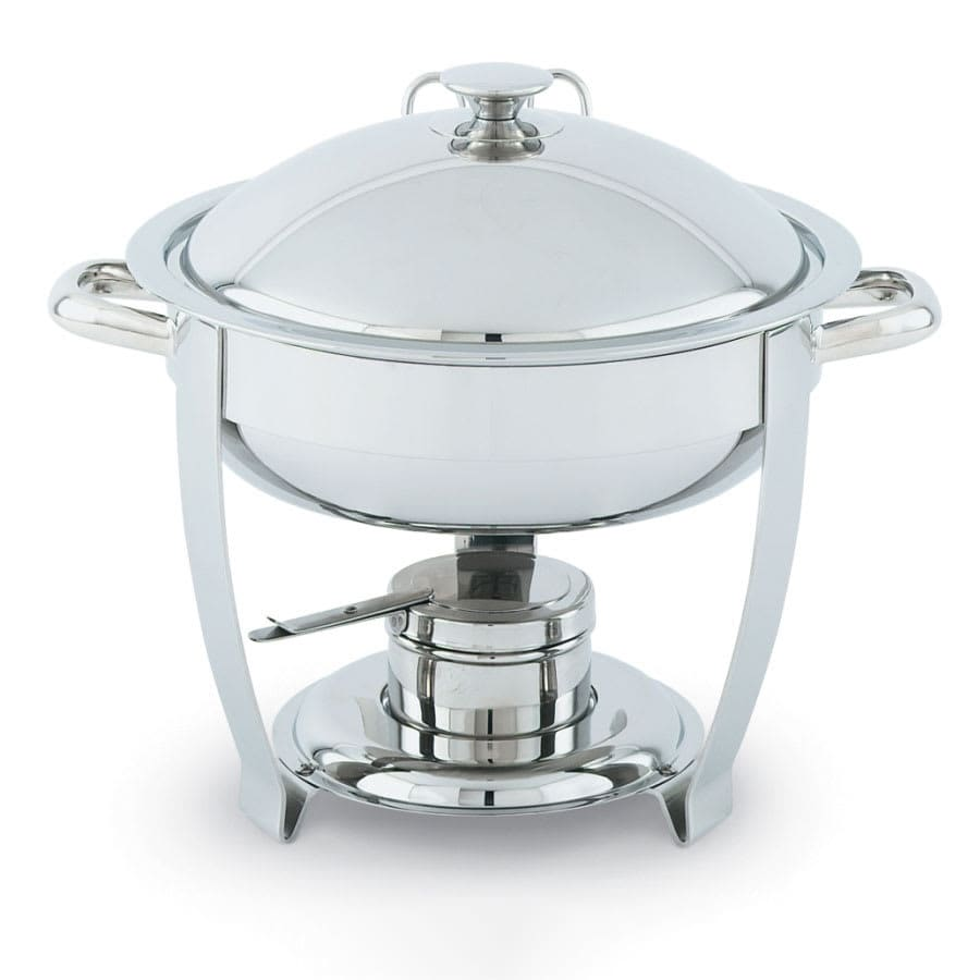 Vollrath 46435 4 qt Round Chafer Cover Holder - For (46503)