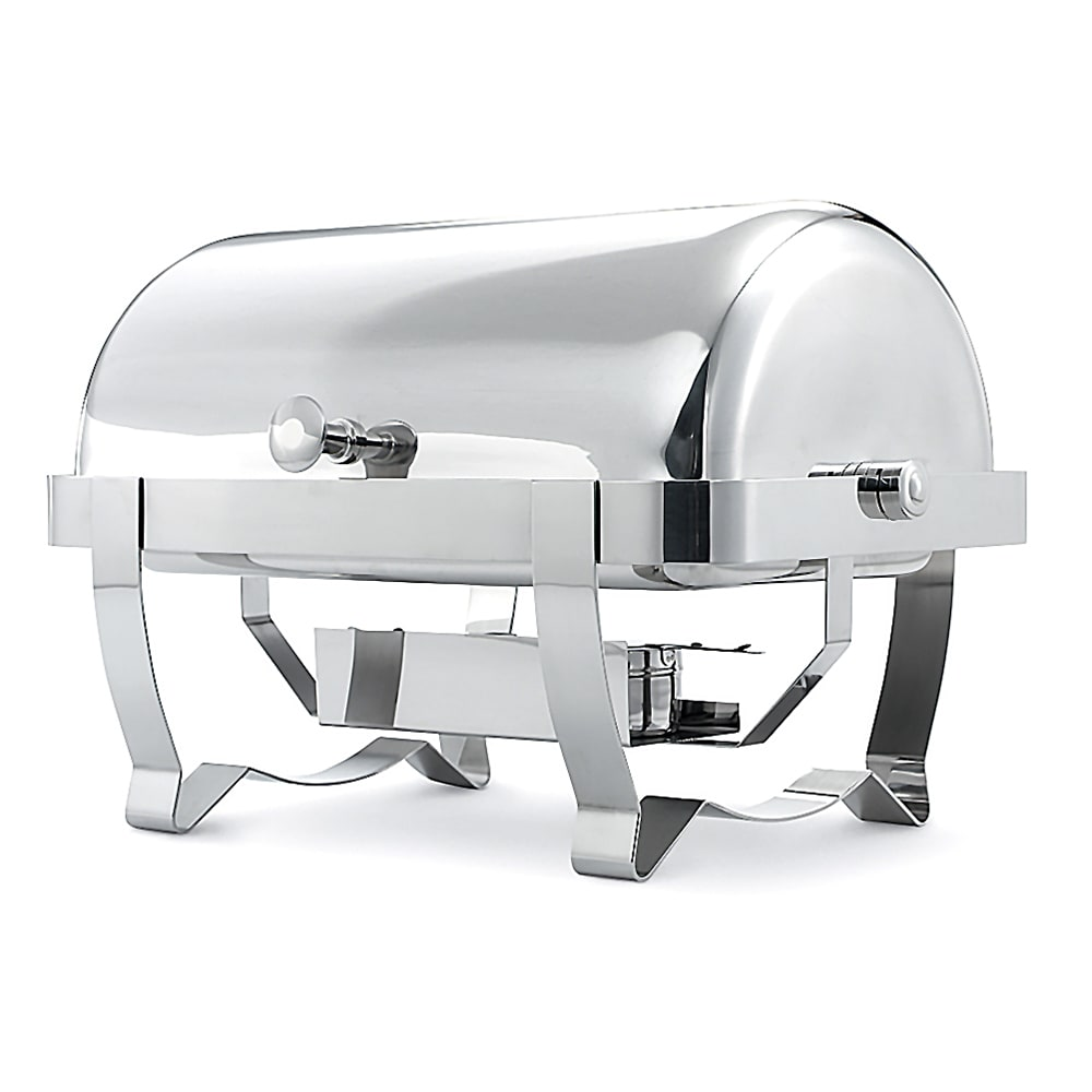 Vollrath 46529 Full Size Chafer w/ Roll-top Lid & Electric Heat