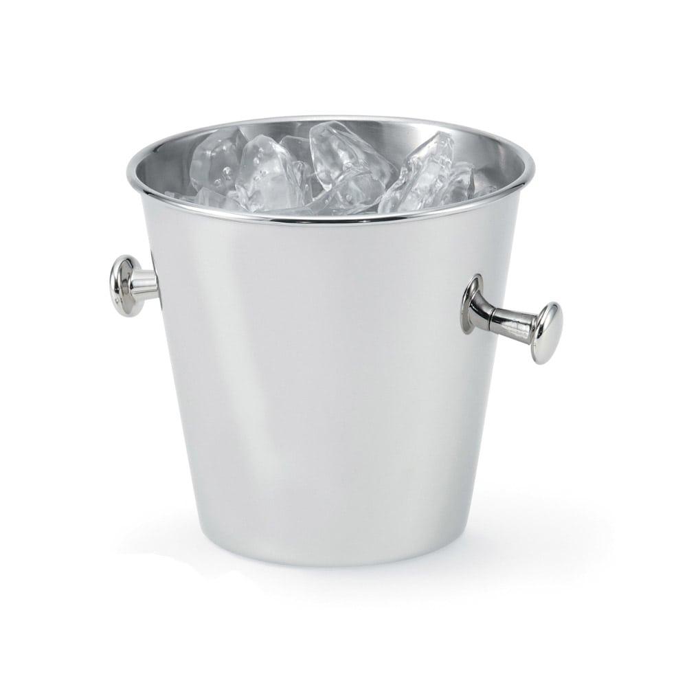 Vollrath 46621 1.6-qt Ice Bucket - Mirror-Finish Stainless