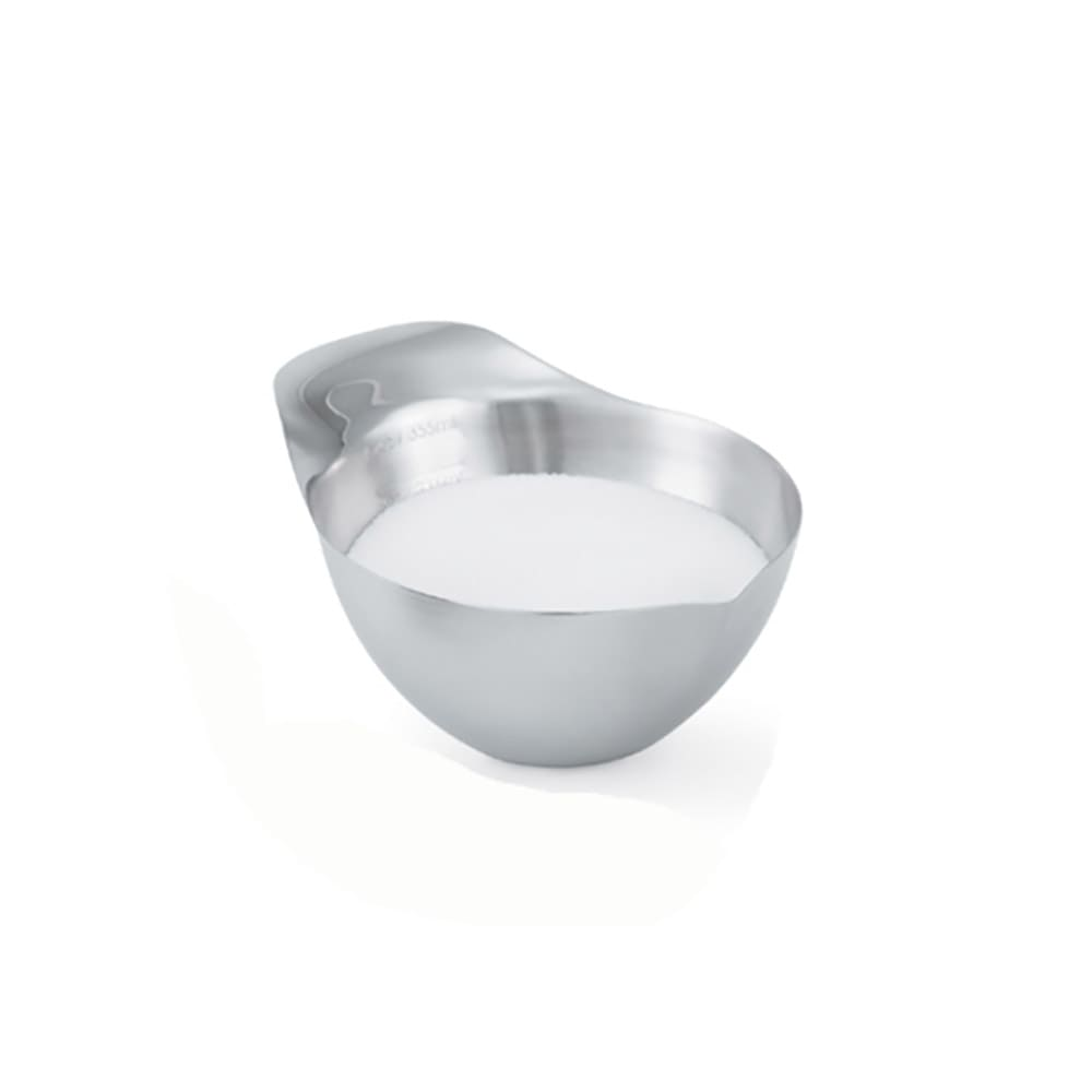 Vollrath 46658 12 oz Transfer Vessel - Mirror-Finish Stainless