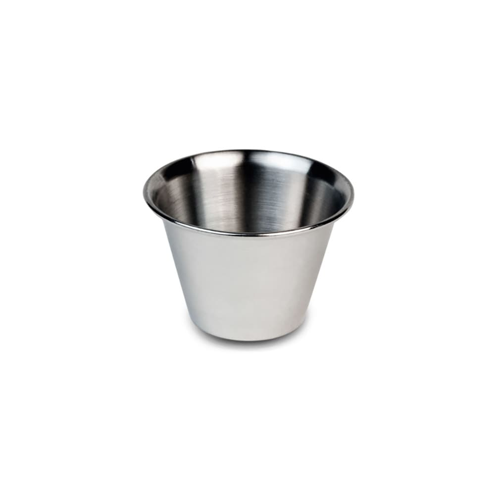 Vollrath 46713 3 oz Sauce Cup - Stainless