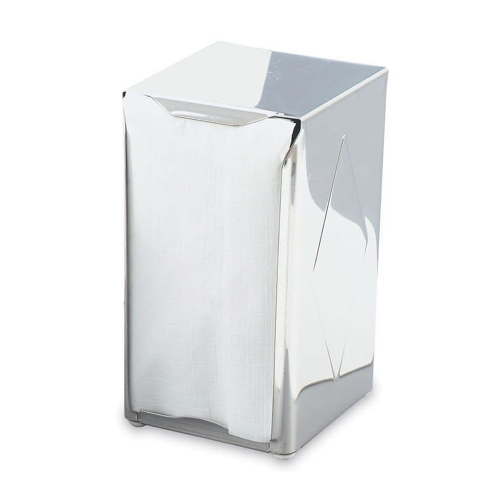 Vollrath 46798 Napkin Dispenser - 135 Capacity, Stainless