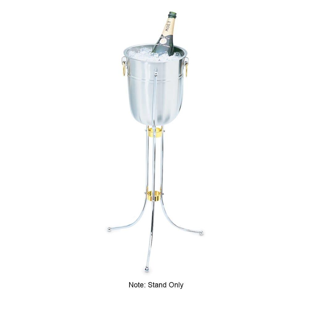 Vollrath 46800 Wine Bucket Stand - Chrome
