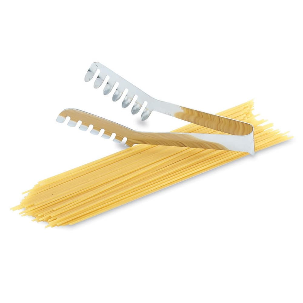 """Vollrath 47105 8"""" Spaghetti Tong - Stainless"""