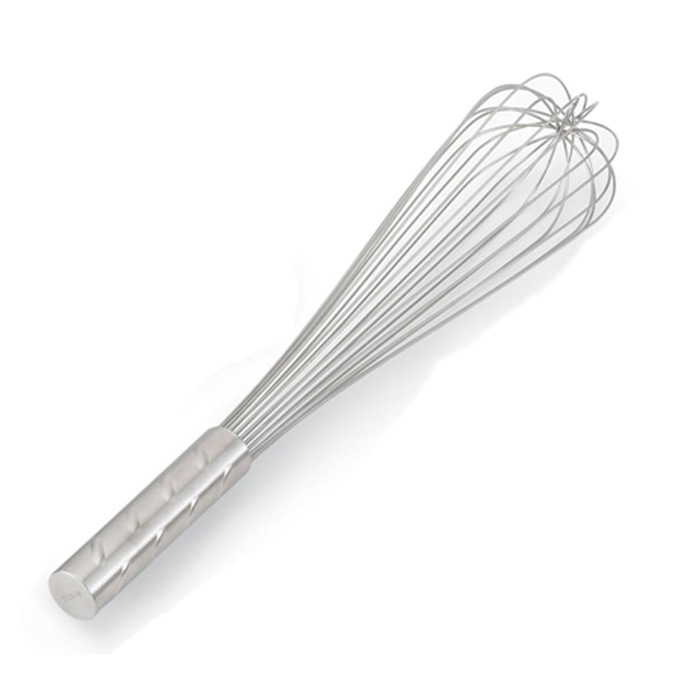 """Vollrath 47258 16"""" Piano Whip - Stainless"""