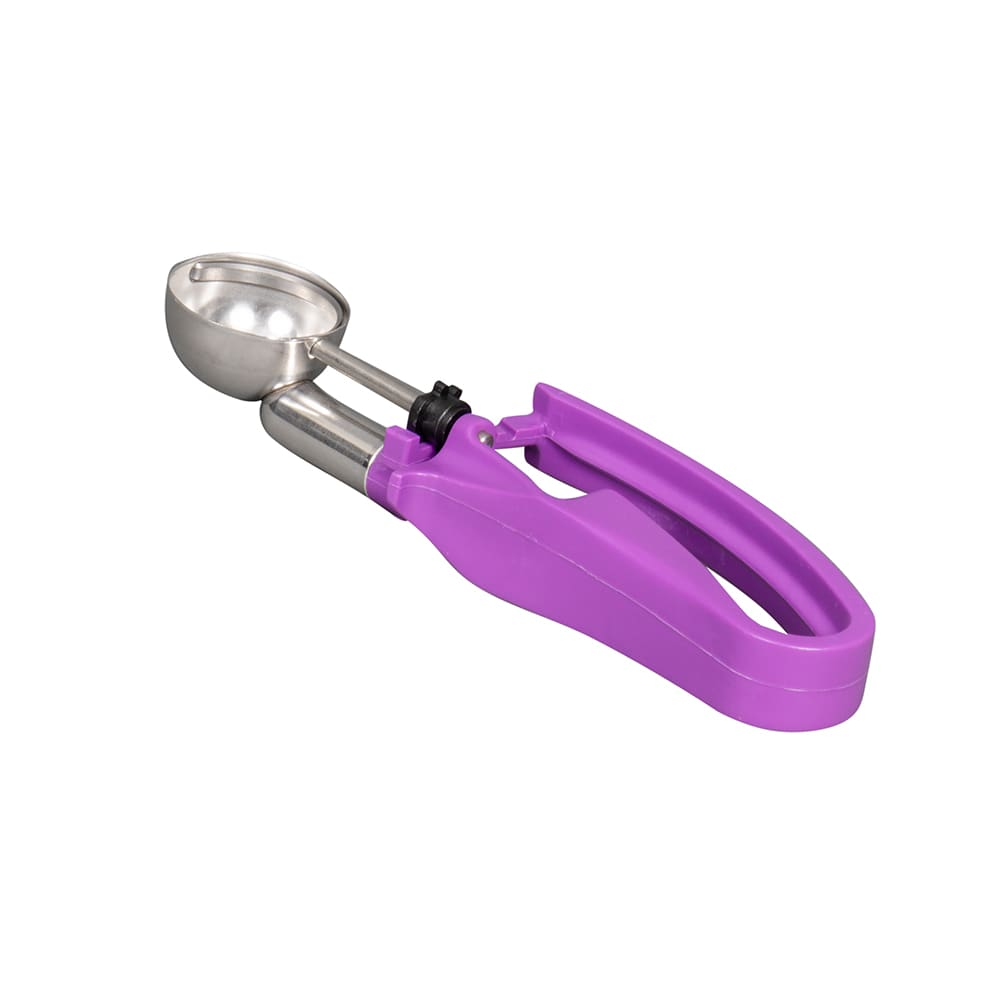 Vollrath 47400 .72 oz Orchid #40 Disher