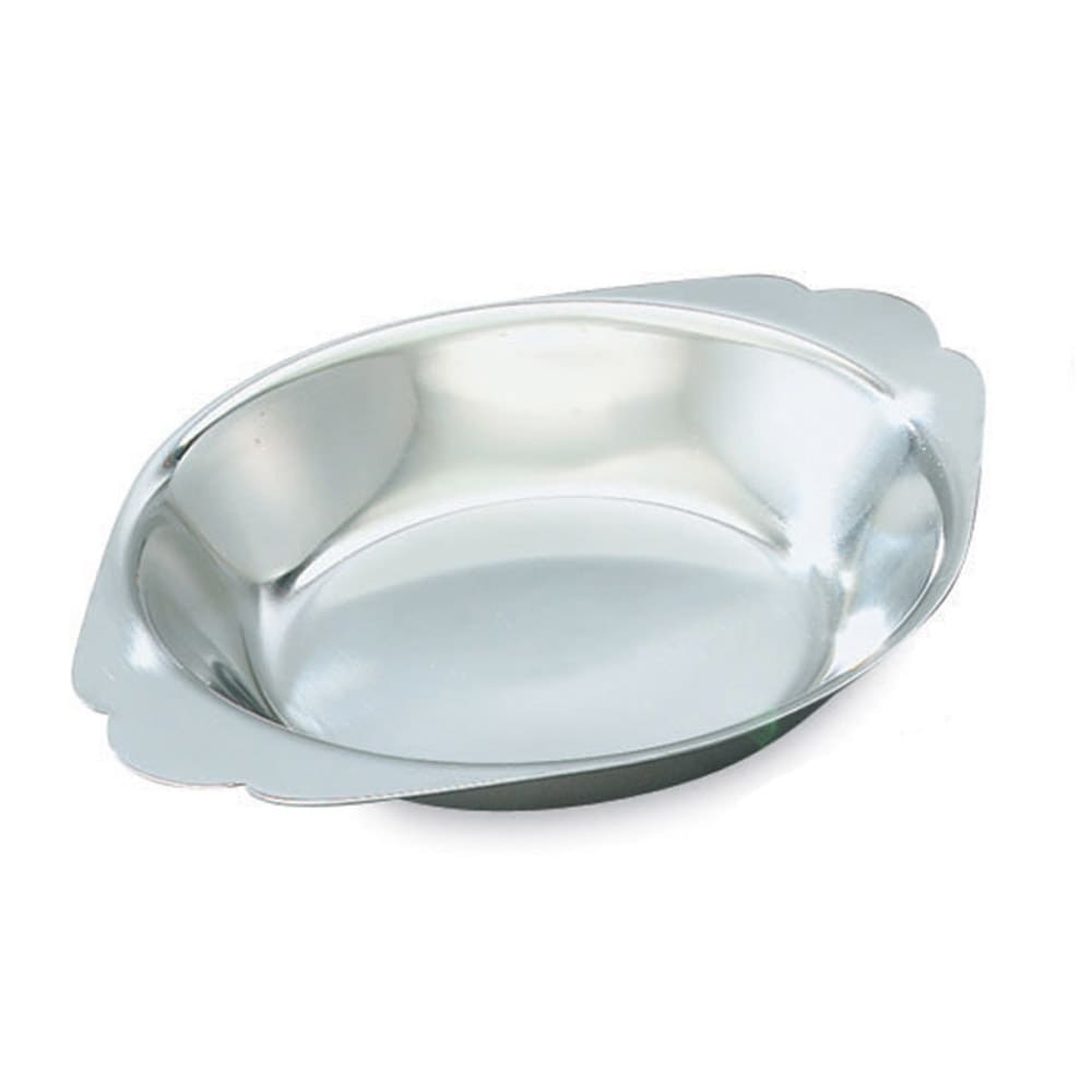 Vollrath 47406 6-oz Round Au Gratin Pan - Stainless