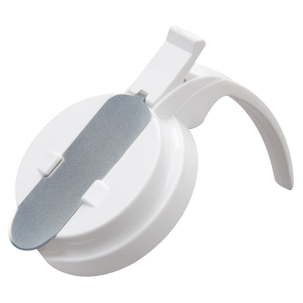 Vollrath 4748T-05 48 oz Syrup Server Cap - White