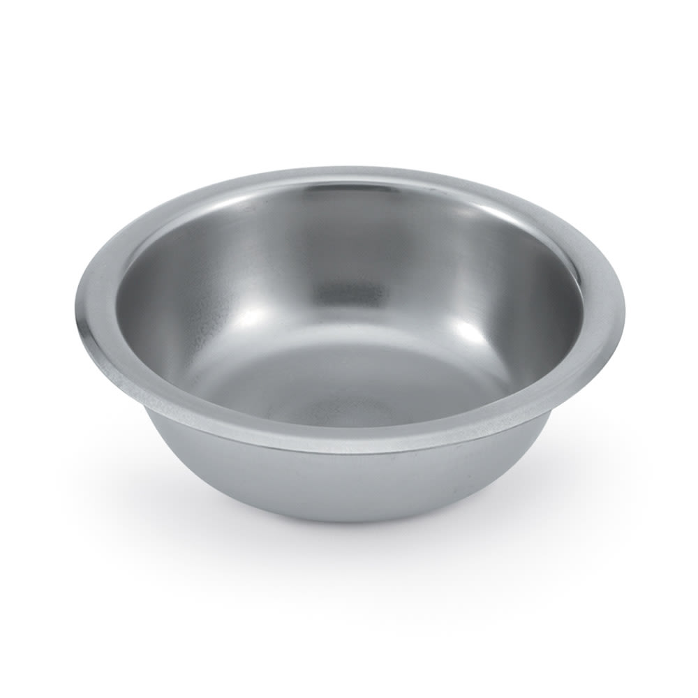 Vollrath 47536 16.3 oz Soup Bowl - Stainless