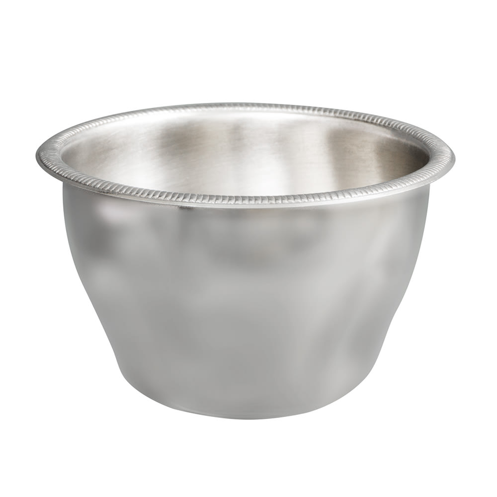 Vollrath 47601 10-oz Bowl - (47633) and (47641) Stainless