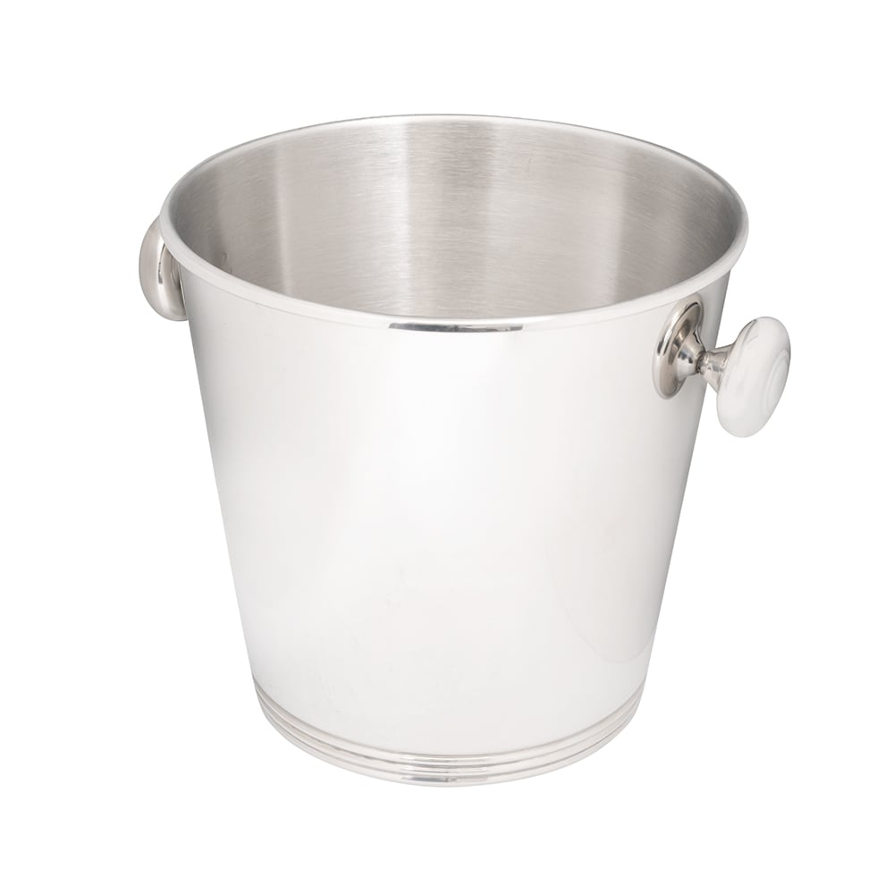 Vollrath 47620 Wine Bucket with Handles - 18-10 Stainless