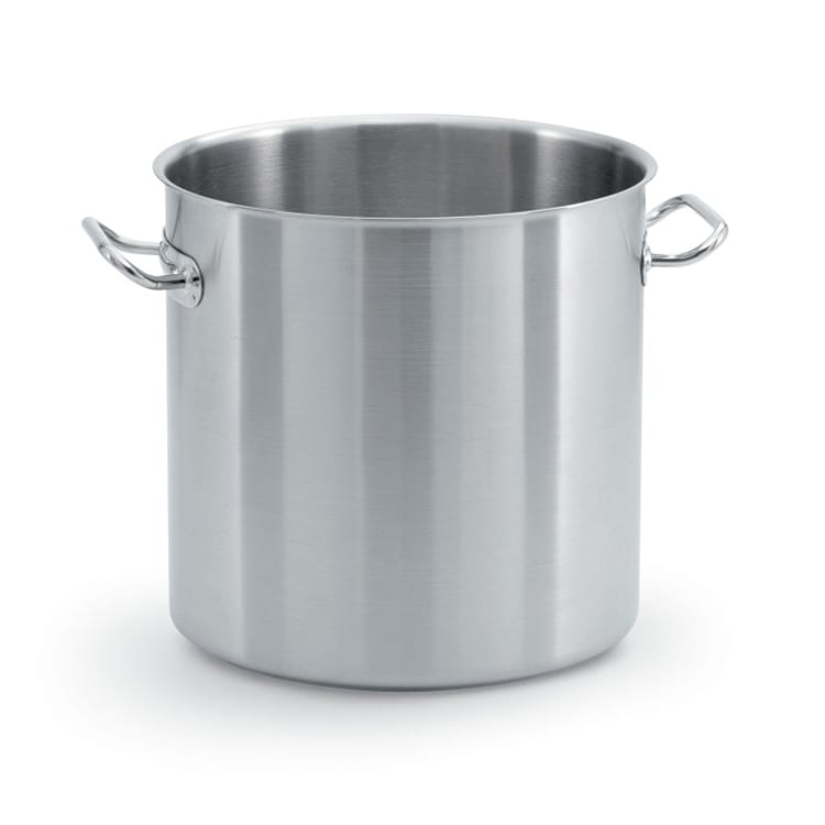 Vollrath 47723 27 qt Stainless Steel Stock Pot - Induction Ready