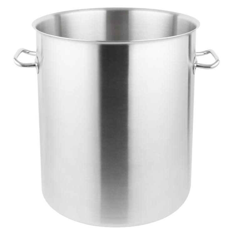 Vollrath 47724 38 qt Stainless Steel Stock Pot - Induction Ready