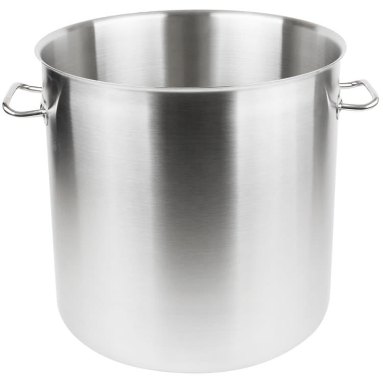 Vollrath 47725 53 qt Stainless Steel Stock Pot - Induction Ready