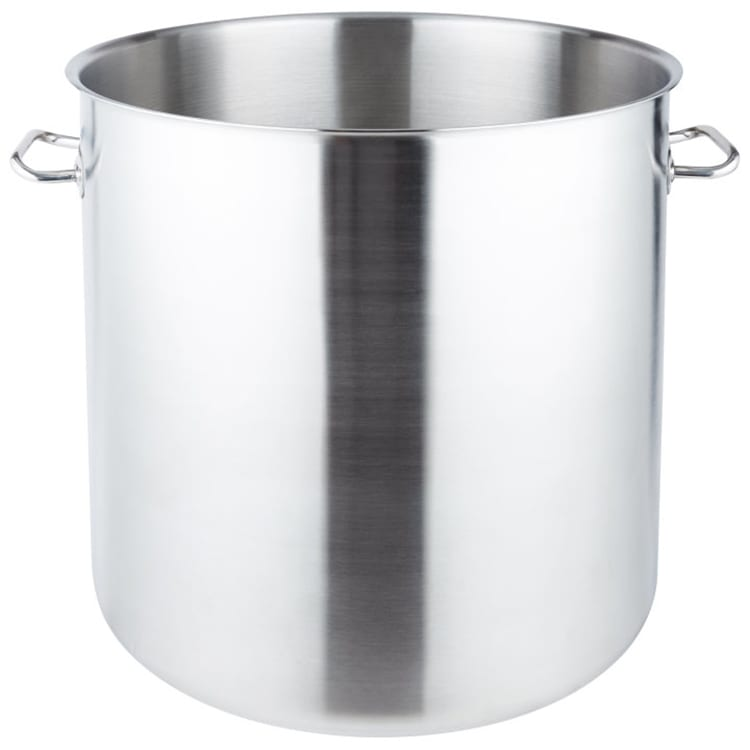 Vollrath 47726 76 qt Stainless Steel Stock Pot - Induction Ready