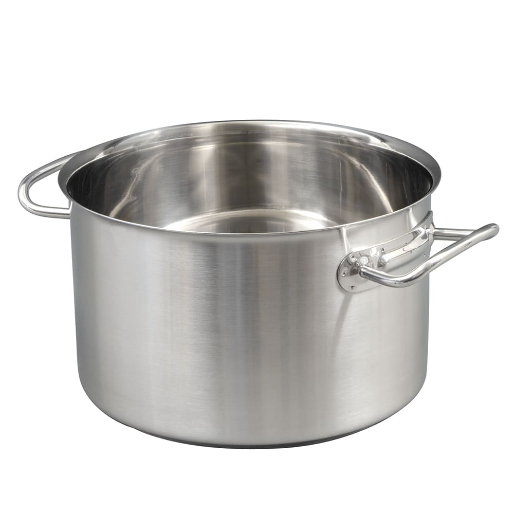 Vollrath 47730 7 Qt Stainless Sauce Pot 9 4 Quot X 5 8 Quot