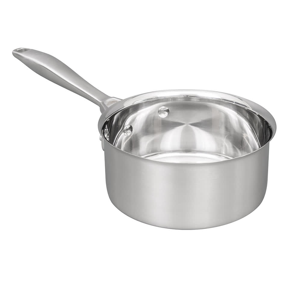 "Vollrath 47740 2.25 qt Stainless Sauce Pan - 7.167"" x 3.325"""