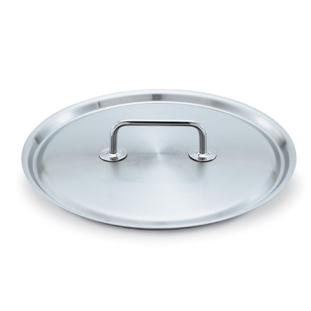 "Vollrath 47770 7.1"" Saucepan Cover - 18/8 Stainless"
