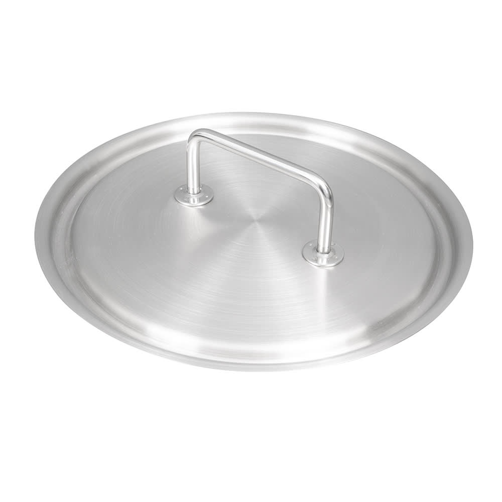 "Vollrath 47775 11.8"" Saucepan Cover for 47732 - 18/8 Stainless"