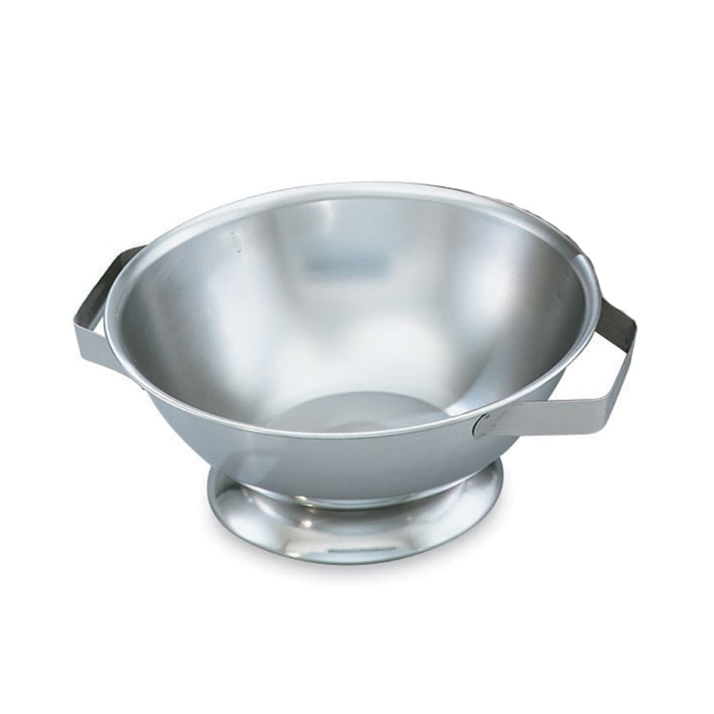 Vollrath 47845 5-qt Tureen with Handles - Sturdy Base, Stainless