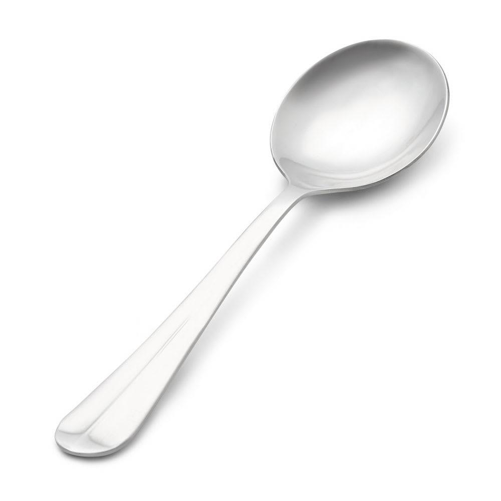 Vollrath 48102 Queen Anne Bouillon Spoon - Stainless