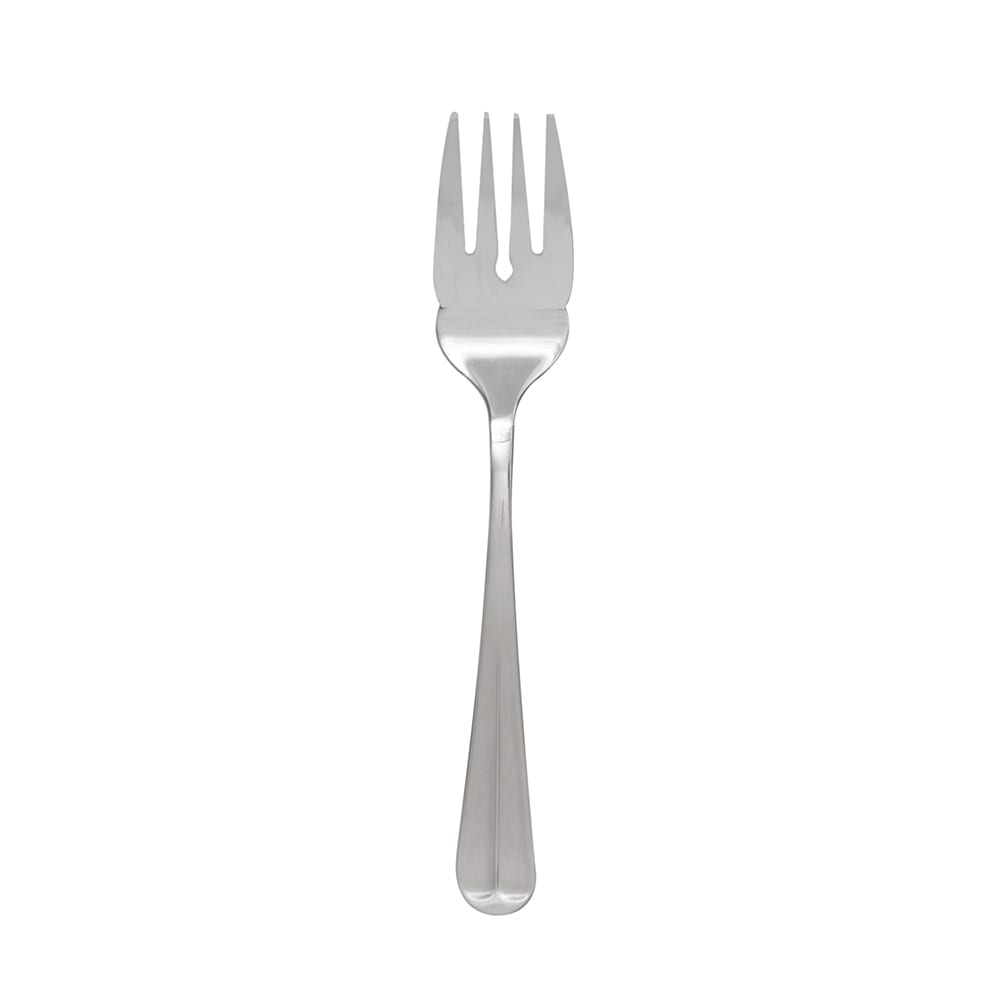 Vollrath 48114 Queen Anne 4-Tine Salad Fork - Stainless