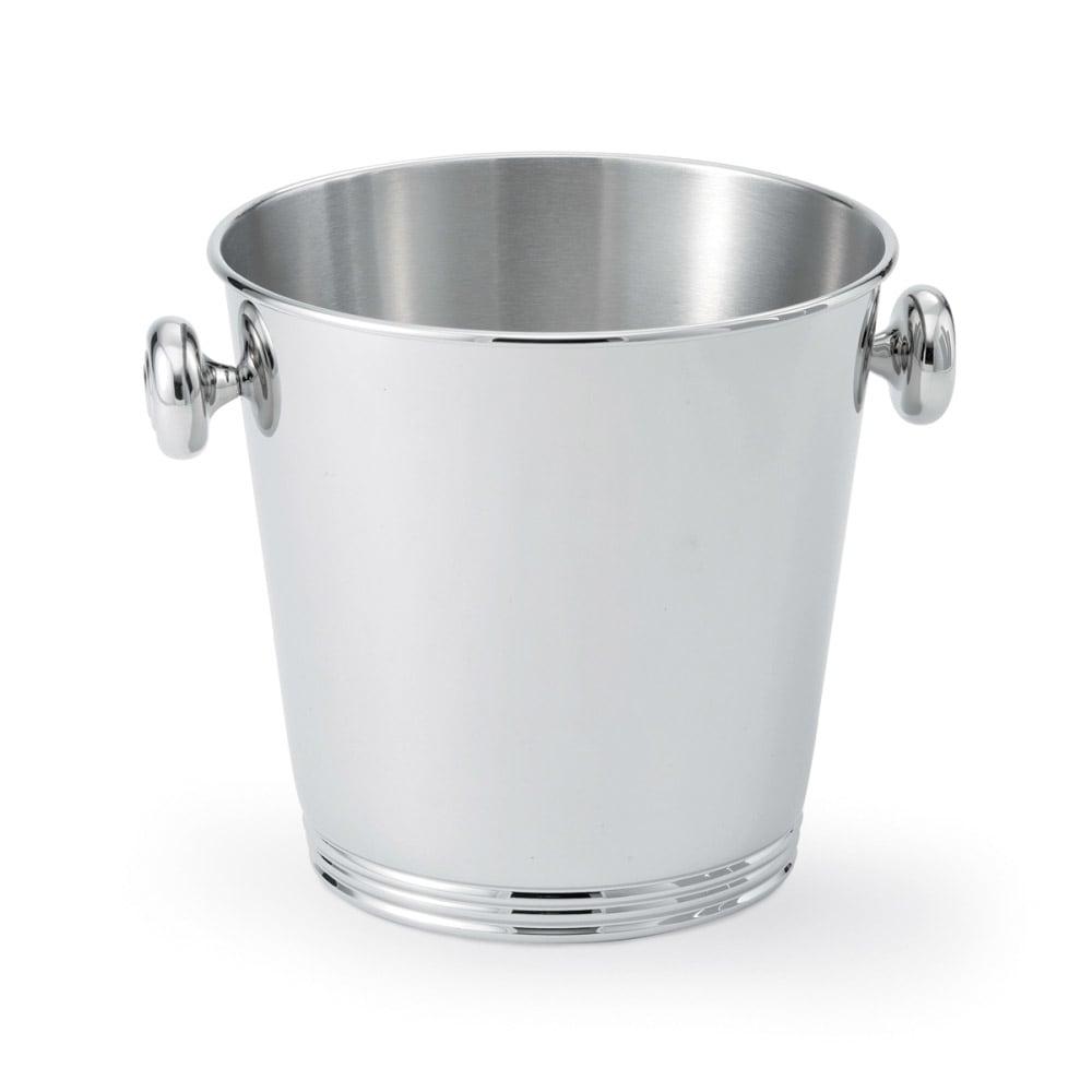 Vollrath 48320 Wine Bucket with Handles - Silverplated