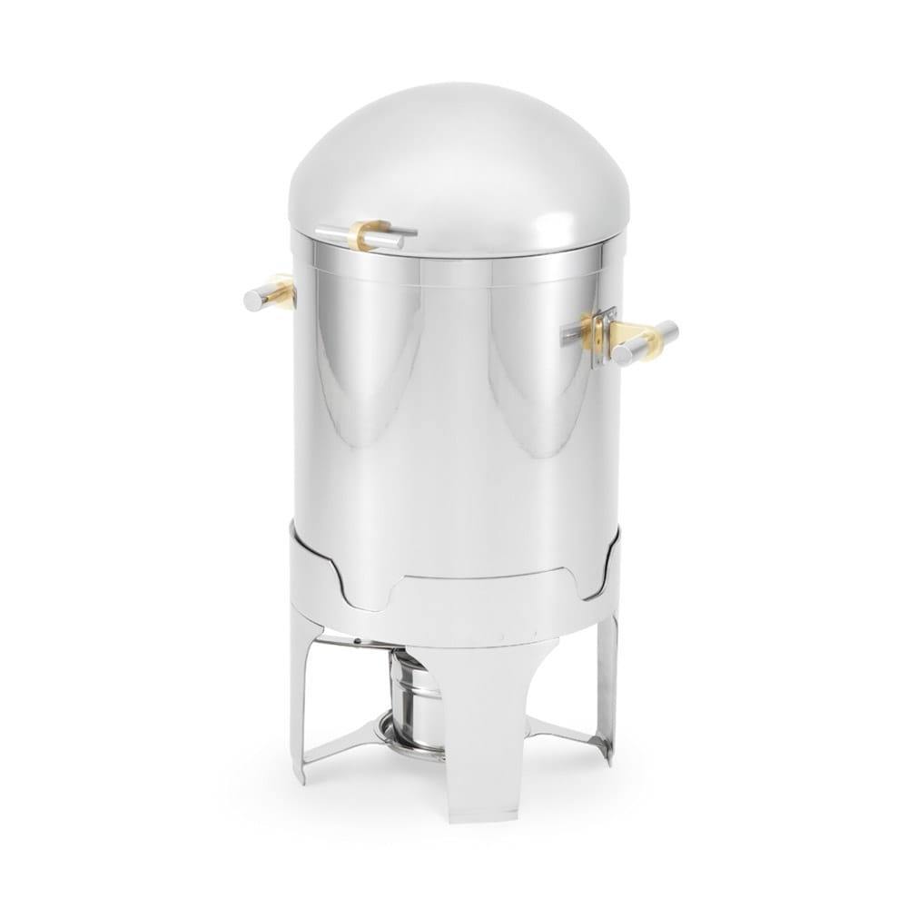 Vollrath 48790 Round Chafer w/ Lift-off Lid & Chafing Fuel Heat