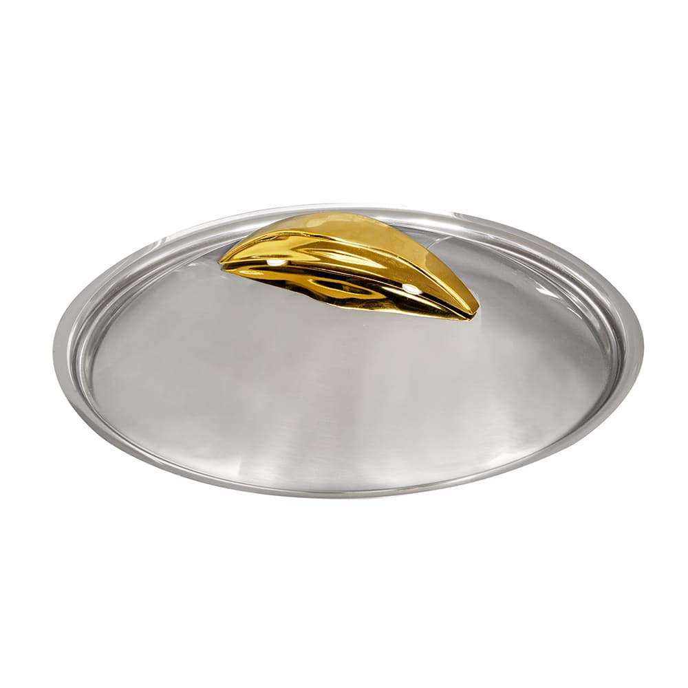 Vollrath 49332 4.2 qt Round Chafer Cover - Stainless